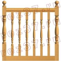 Балясины и опорные столбы для лестниц