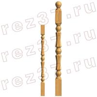 Балясина и опорный столб 13-0