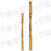 Балясина и опорный столб 14-0