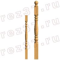 Балясина и опорный столб 23-2