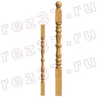 Балясина и опорный столб 26-1