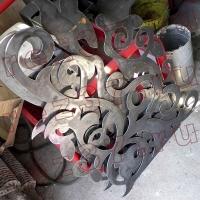 Резьба по металлу, образец 07