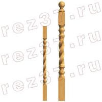 Балясина и опорный столб 16-2