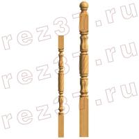 Балясина и опорный столб 22-4